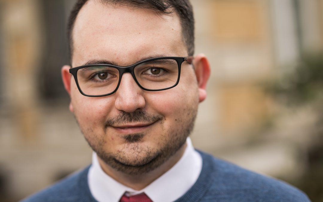 SPD schickt Kastriot Krasniqi ins Rennen um das Direktmandat im Wahlkreis 100